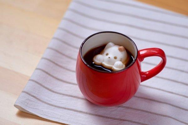 画像1: CafeCat ホワイト (1)